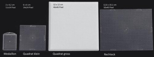 Pixelhobby Basisplatten
