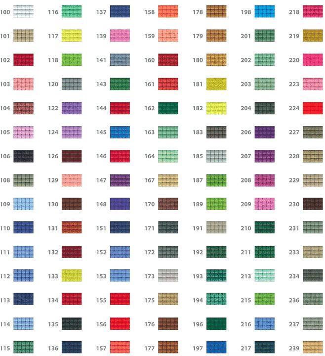 Pixelhobby Farben
