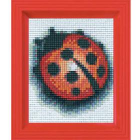 Pixel Hobby Glückskäfer