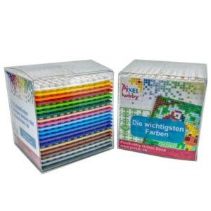 Pixelhobby die wichtigsten Farben