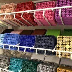 Klassische Pixel - Alle Farben