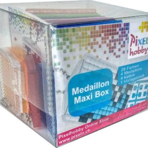 Medaillon Maxi Box