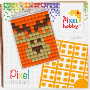 Pixelhobby Schluesselanhaenger Rentier