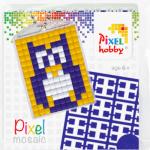 Pixelhobby Schluesselanhaenger Eule
