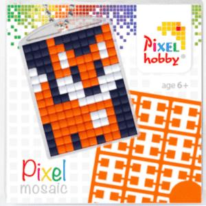 Pixelhobby Schluesselanhaenger Fuchs