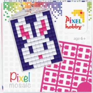 Pixelhobby Schluesselanhaenger Hase