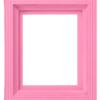 Pixel Bilderrahmen Kunststoff