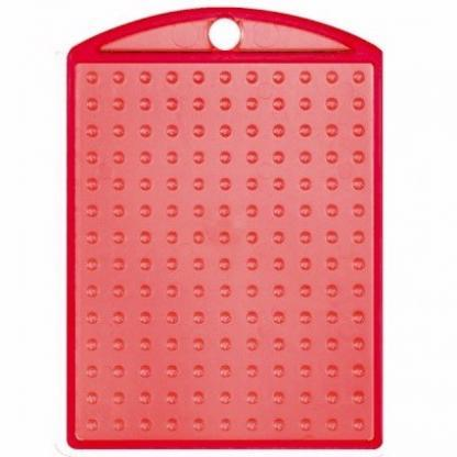 Pixelhobby Medaillon Rot