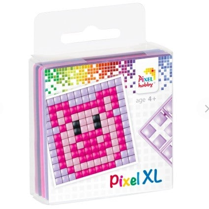 Pixelhobby XL Fun Pack Schwein