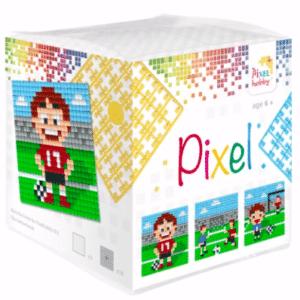 Pixelset Trio Würfel (3 Motive)