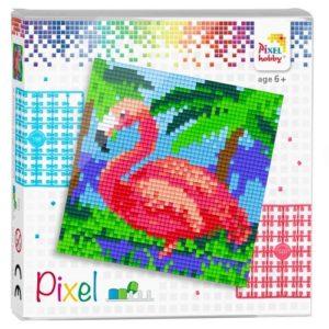 Pixelhobby Set Flamingo