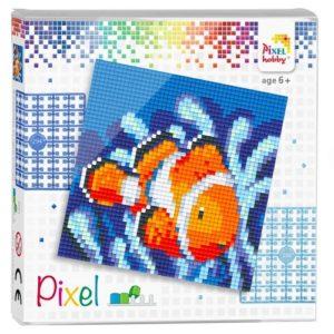 Pixel Geschenkpackung Nemo