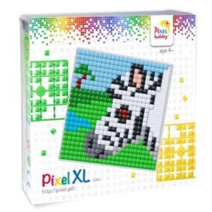 Pixelhobby XL Mosaik Zebra
