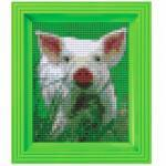 Pixel Hobby Bild im Rahmen