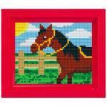 Pixelhobby Bild Pferd