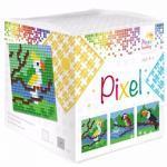 Pixelhobby Wuerfel Papagei