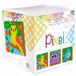 Pixelhobby Würfel Vögel