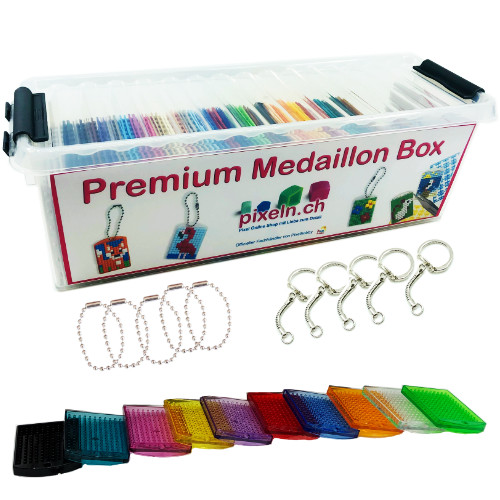 Premium Medaillon Box