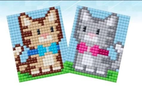 pixel art vorlagen zum ausdrucken