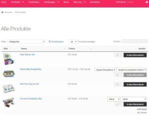 Pixel Online Shop