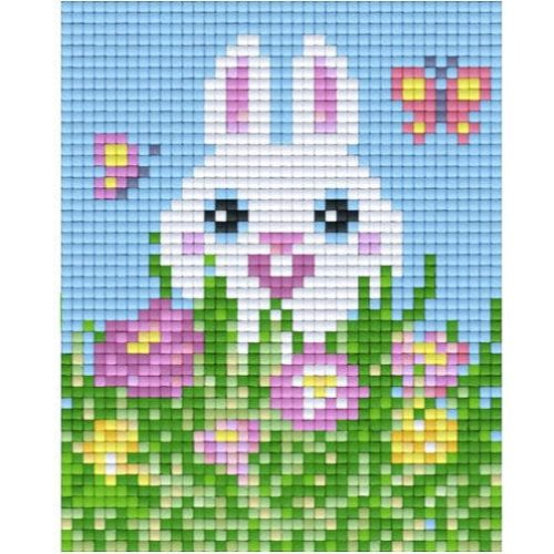 Pixel Bild Ostern