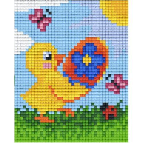 Pixelbild Ostern