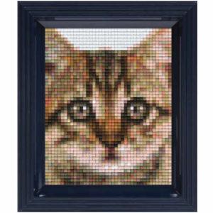 Pixelhobby Bild Katze