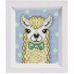 Pixelhobby Bild Lama
