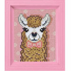 Pixeln Lama