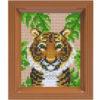 Pixelhobby Bild Tiger