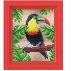 Pixelhobby Bild Tukan
