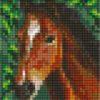 Pixelhobby Pferd