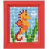 Pixelhobby XL Seepferdchen