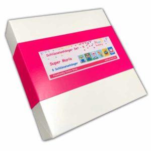 Pixel Schlüsselanhänger Box