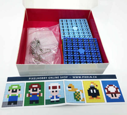 Pixel Super Mario