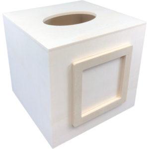 Kleenex Box Holz