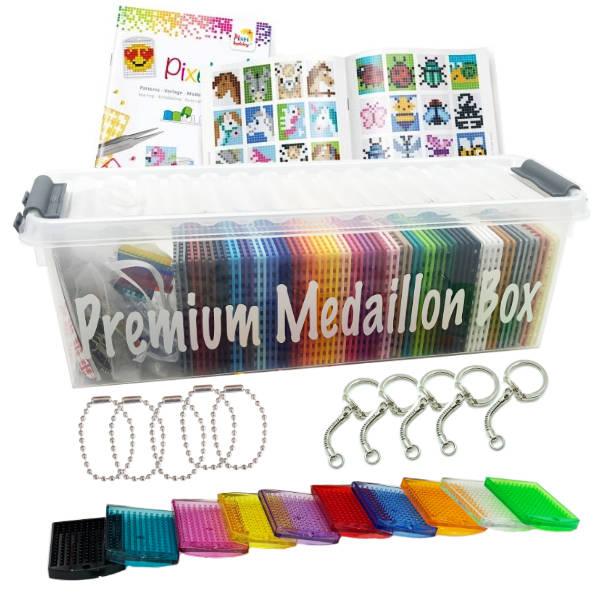 Pixelhobby Medaillon Box
