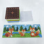 Pixelwürfel Fuchs
