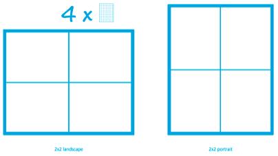 Pixelhobby Rahmen
