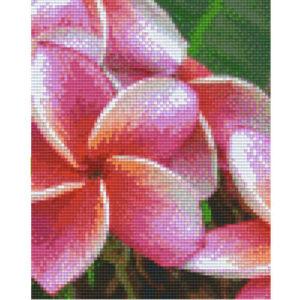 Pixelvorlage Blumen