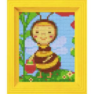 Pixelhobby Biene