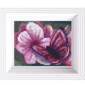 Pixelhobby Blume