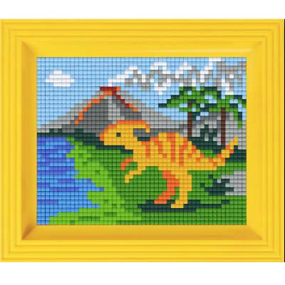 Pixelhobby Dinosaurier
