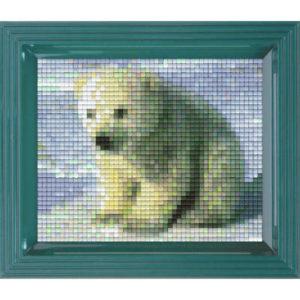 Pixelhobby Eisbär