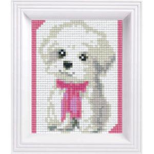 Pixelhobby Hund