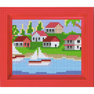Pixelhobby Segelschiff