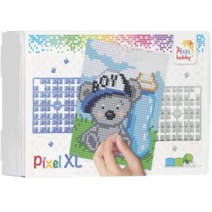 XL Pixel Bild Boy