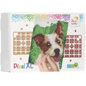 XL Pixel Bild Terrier