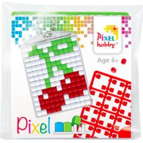 Pixelhobby Medaillon Kirschen