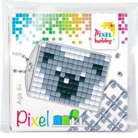 Pixel Schlüsselanhänger Koala